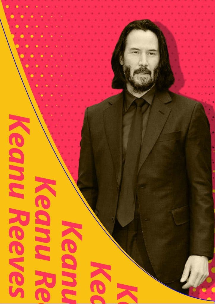 Can you believe Keanu Reeves had to ditch his name to get into an audition!