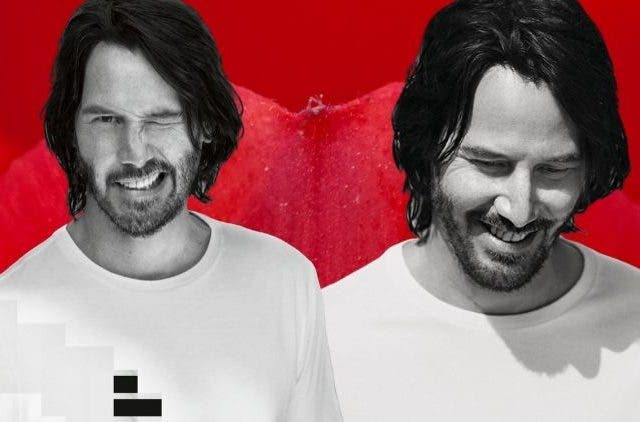Keanu Reeves — The Sex God Who Doesn't Like Sex