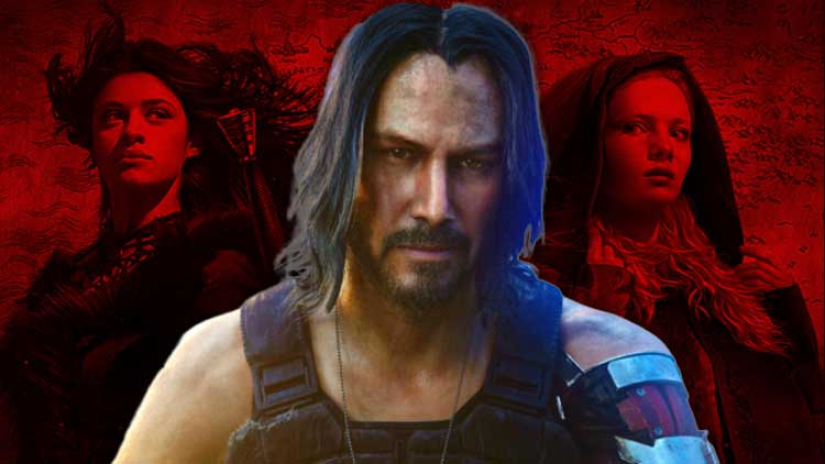 Keanu Reeves turned down The Witcher