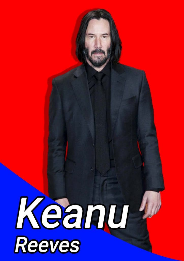 Keanu Reeves: Who needs an Oscar? You are the son of the year