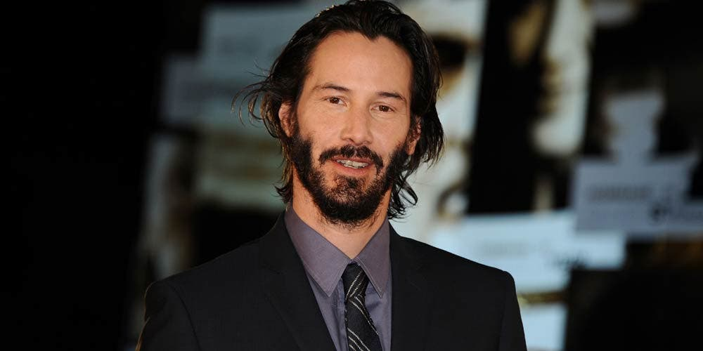 Keanu Reeves latest News and Stories
