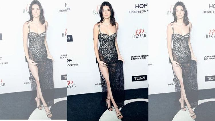 Kendall-Jenner-Lingerie-On-Red-Carpet-Fashion-And-Beauty-Lifestyle-DKODING