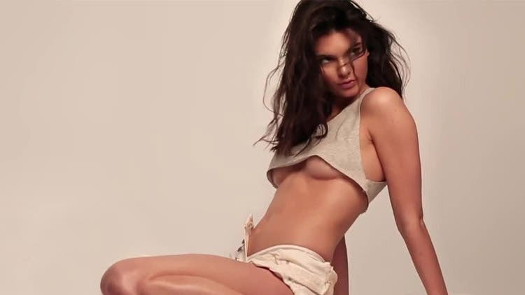 Kendall Jenner has nothing to hide as she goes nude in photoshoot
