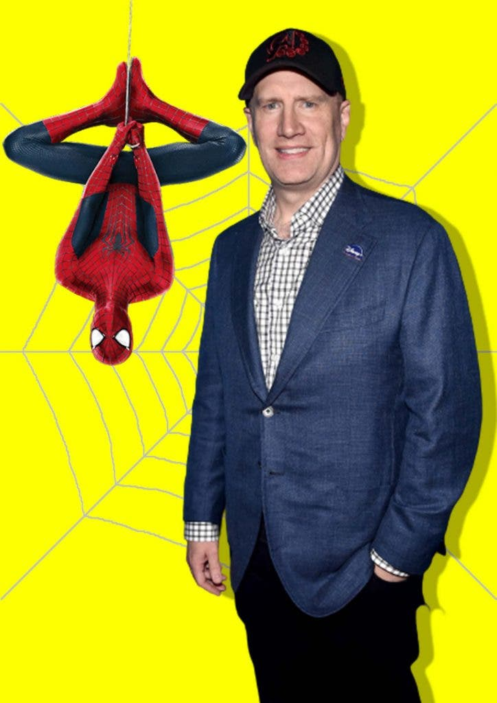 Kevin Feige confirms MCU's Spiderman 3 casting