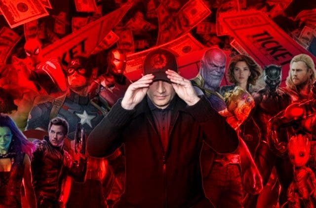 Kevin Feige Marvel Chief