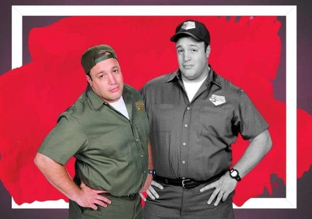 Kevin James King Queens