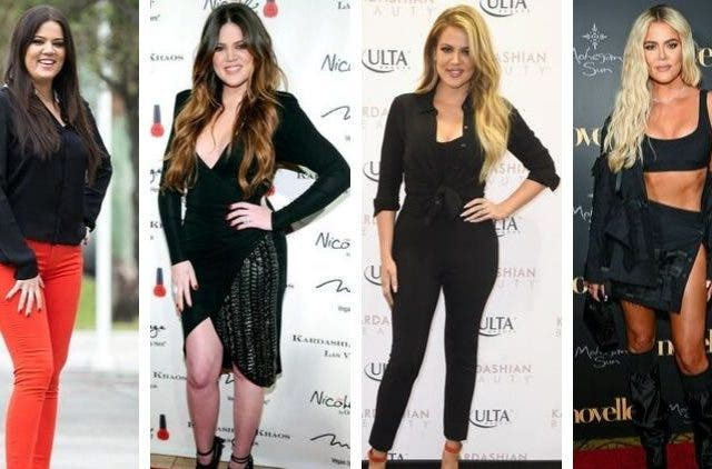 Khloe-Kardashian's-Physical-Evolution-Fashion-And-Beauty-Lifestyle-DKODING