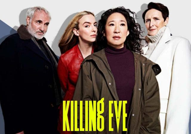 Killing Eve Season 4