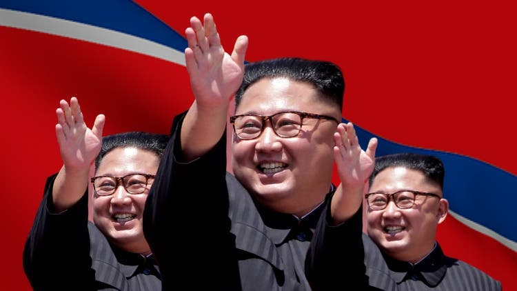 Kim Jong Un — Wanted Dead or Alive