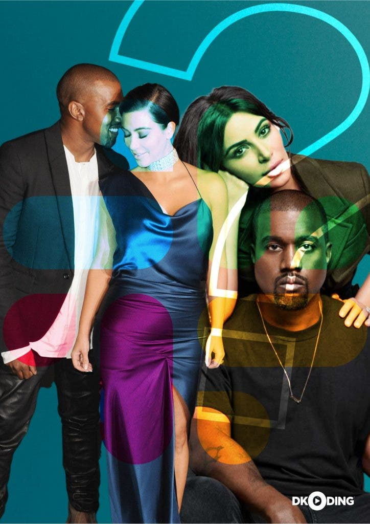 Kim Kardashian and Kanye West are planning for a divorce?