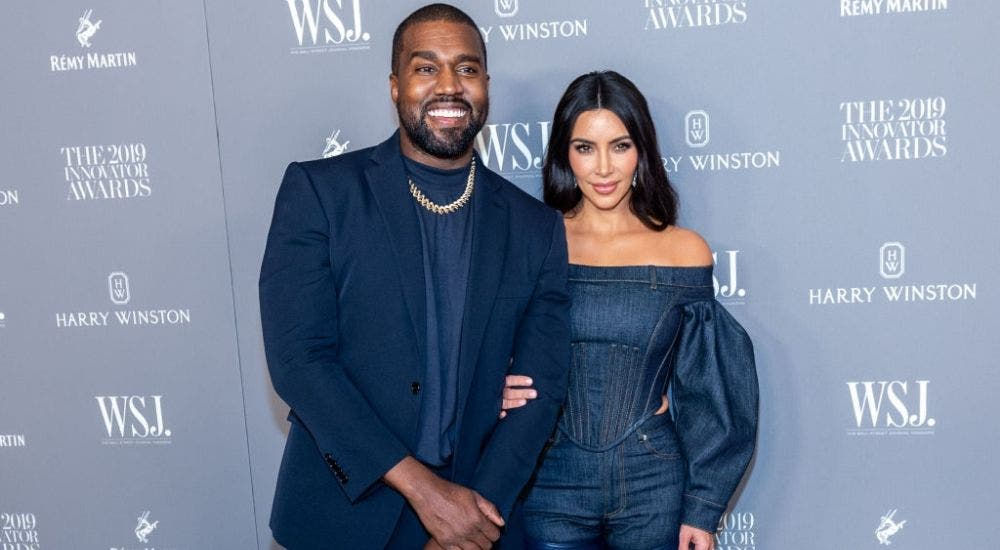 Kim Kardashian and Kanye West are facing problems in their relationship