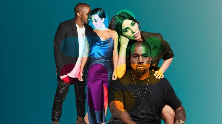 The Lockdown Broke The Wedlock Between Kim Kardashian And Kanye West