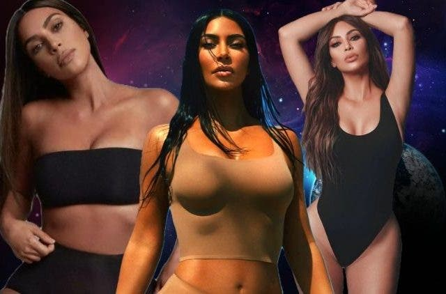 Kim Kardashian West SKIMS DKODING