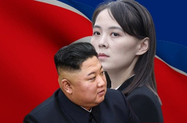 Kim Yo Jong and brother Kim Jong Un