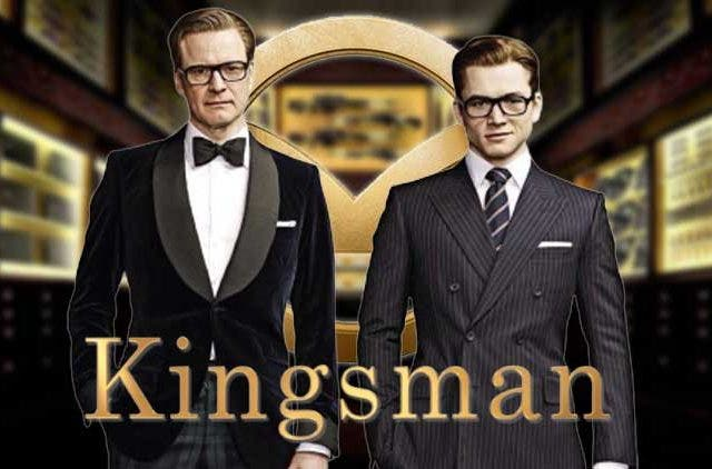 Kingsman 3 Eggsy and Harry