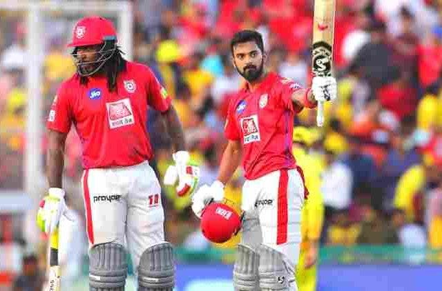 Kl-Rahul-And-Chris-Gayle-Kxip-Ipl-2019-Cricket-Sports-DKODING