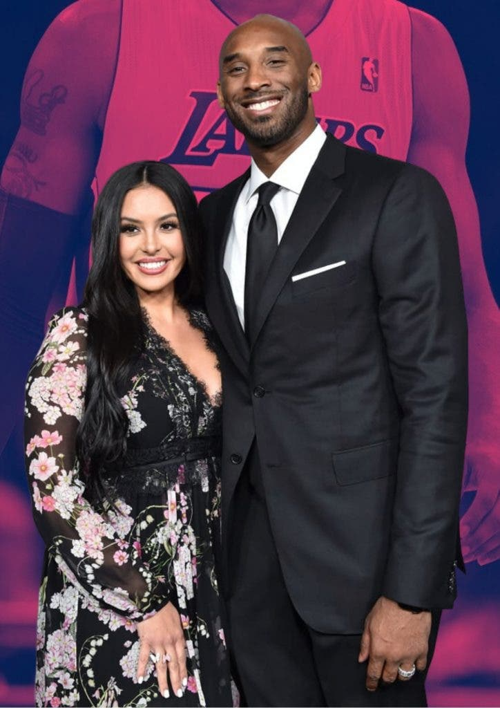 Kobe-Bryant-And-His-Wife-Newsline-DKODING