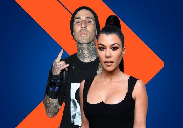 Kourtney Kardashian dating Travis Barker