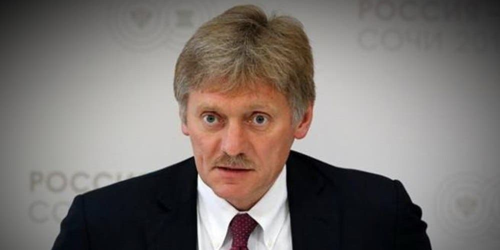 Kremlin spokesman Dmitry Peskov Global Politics DKODING