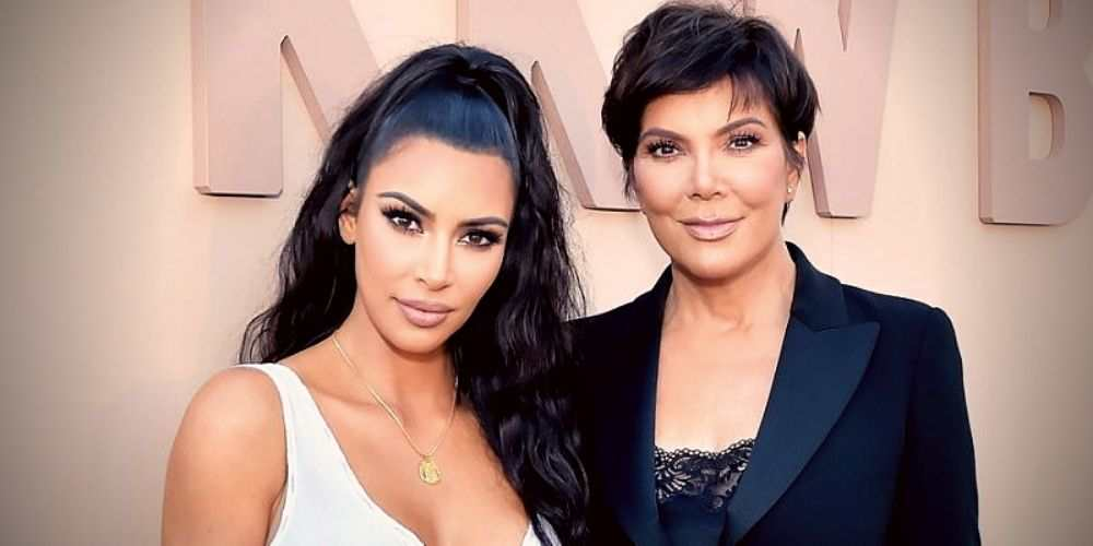 Kris Jenner Kim Kardashian Mother Daughter Trending Today DKODING