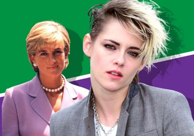 Kristen Stewart to play Princess Diana