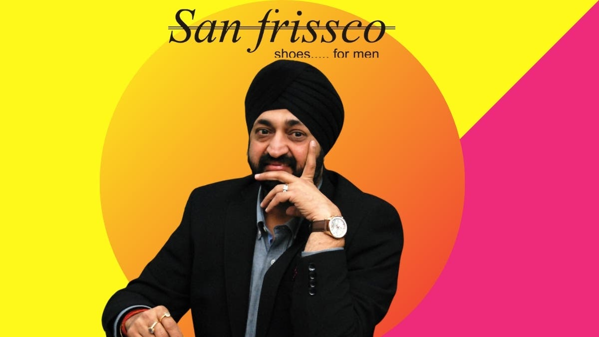 Kuldeep Singh, Director, San Frissco Shoes