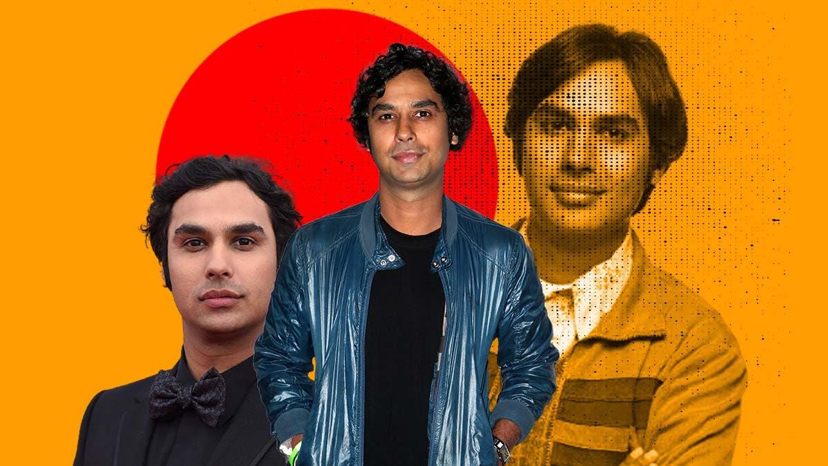 Kunal Nayyar has no issues with being typecast and stereotyped by Hollywood