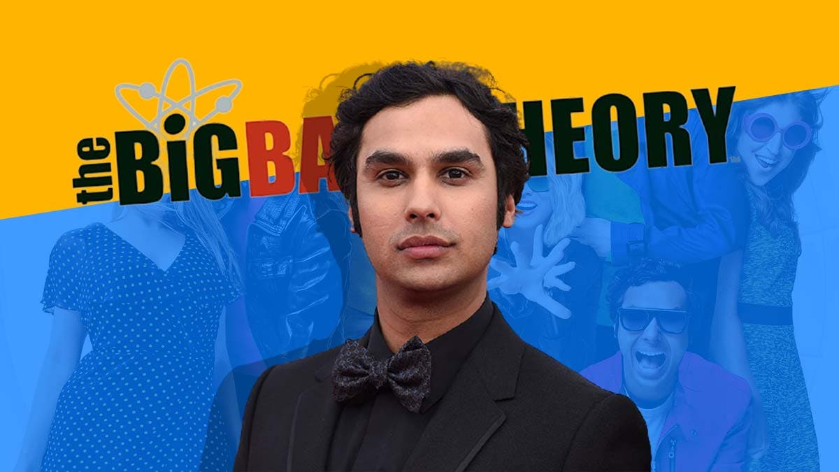 Why 'The Big Bang Theory' missed an opportunity in making Kunal Nayyar's Raj an irresistible heartthrob