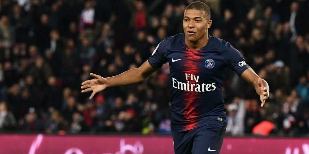 Kylian Mbappe PSG Football Sports DKODING