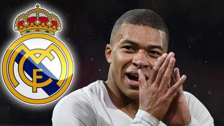 Kylian Mbappe Real Madrid Football Sports DKODING