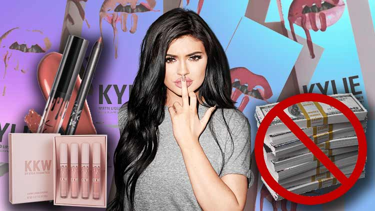 Kylie-Jenner-Cosmetics-Brand-Hollywood-Entertainment-DKODING