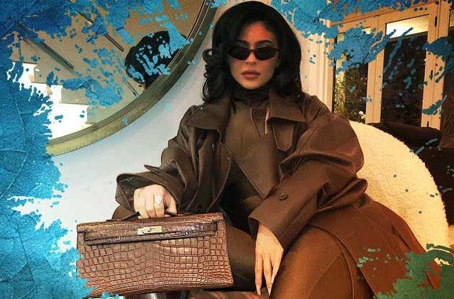 Kylie's Handbag collection is every woman's dream