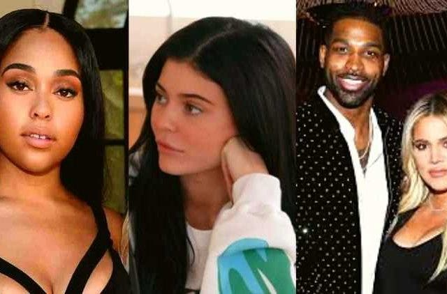 Kylie-Jenner-Khloe-Kardashian-Tristan-Thompson-Wood-Hollywood-Entertainment-DKODING