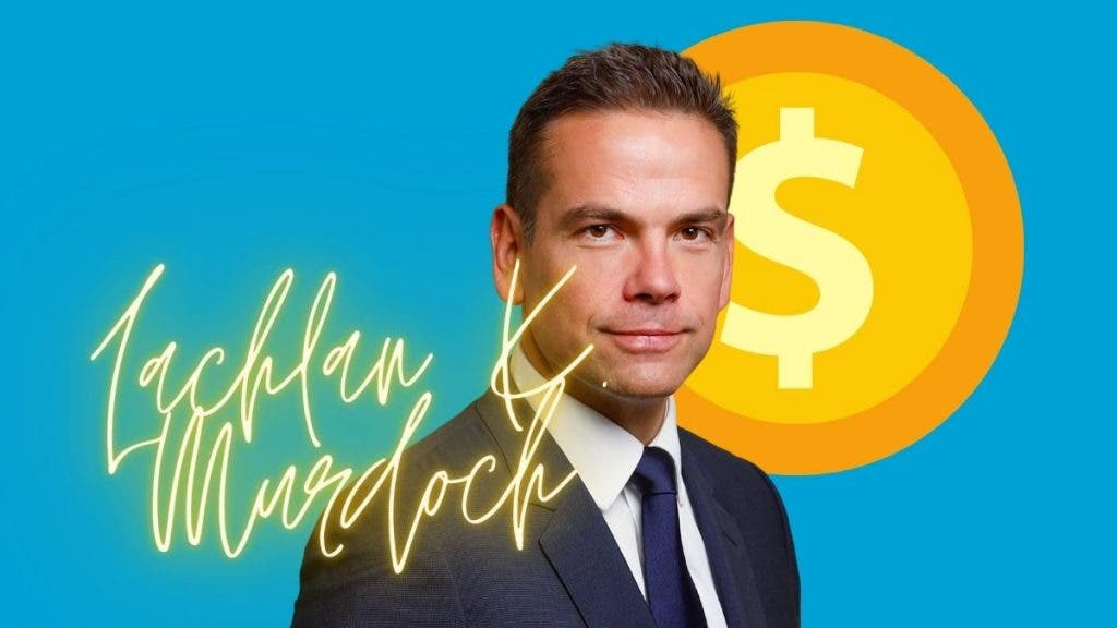 Lachlan Murdoch | 10 People With The Best Jobs In The World | DKODING