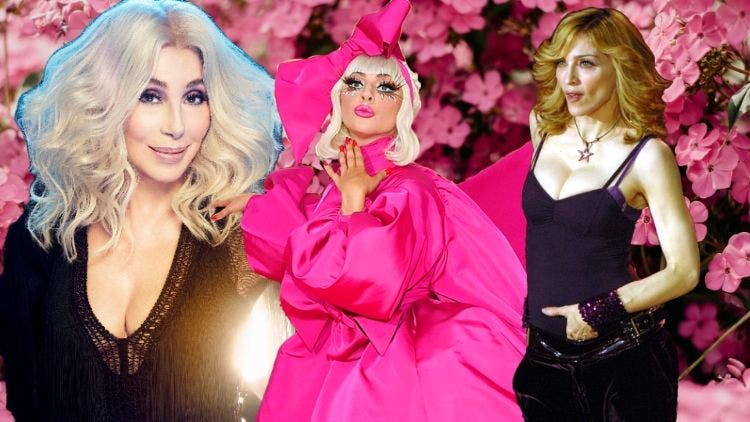 Lady Gaga: An Unstoppable Force With Cher's Talent And Madonna's Brilliance