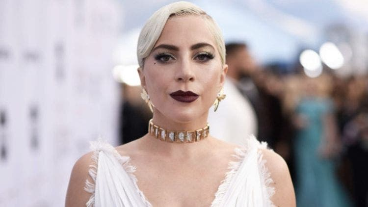 Lady-Gaga-White-Dress-Health-And-Wellness-Lifestyle-DKODING