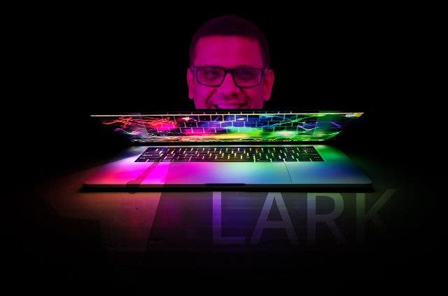 Lark India interview business collaboration