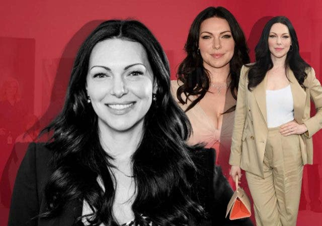 Laura Prepon is more suited to play Meredith Grey in 'Grey's Anatomy'