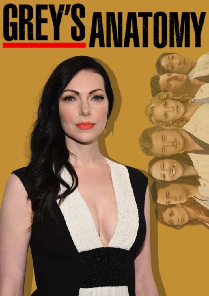 Laura Prepon – The best choice to play Meredith Grey