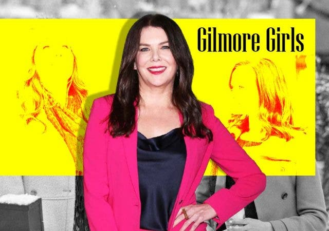 Lauren Graham doesn't want to start any rumours about her upcoming 'Gilmore Girls' spin-off