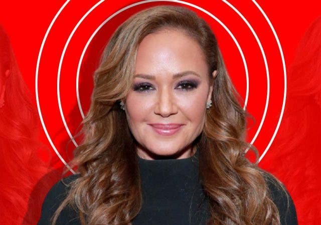 Leah Remini aka Carrie