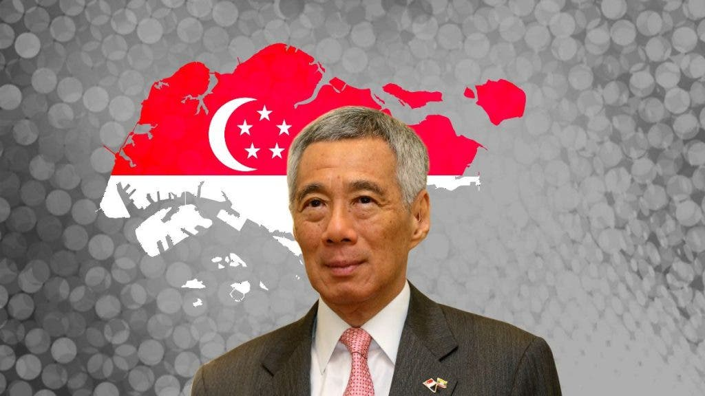 Lee Hsien Loong, Prime Minister of Singapore, Richest heads of states in the world