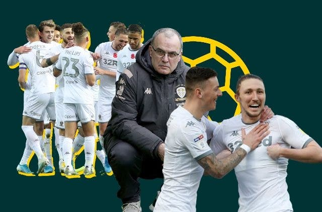 Leeds United promotion