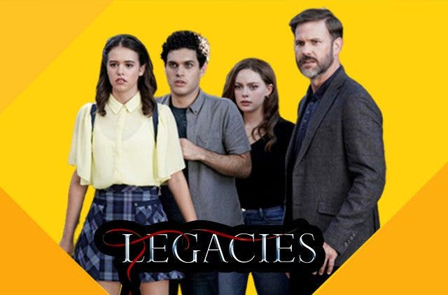 Legacies and Vampire Diaries