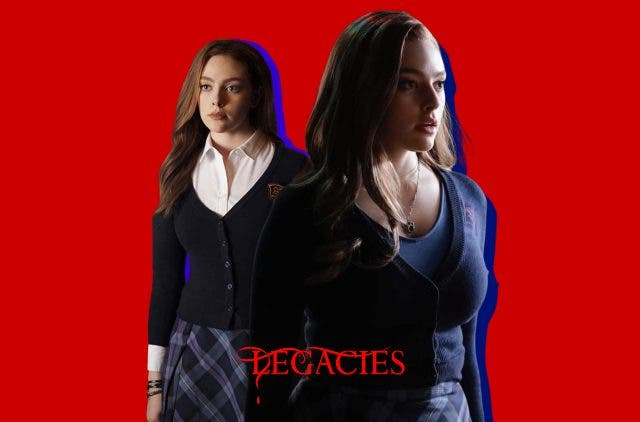 Legacies season 3 Bonnie