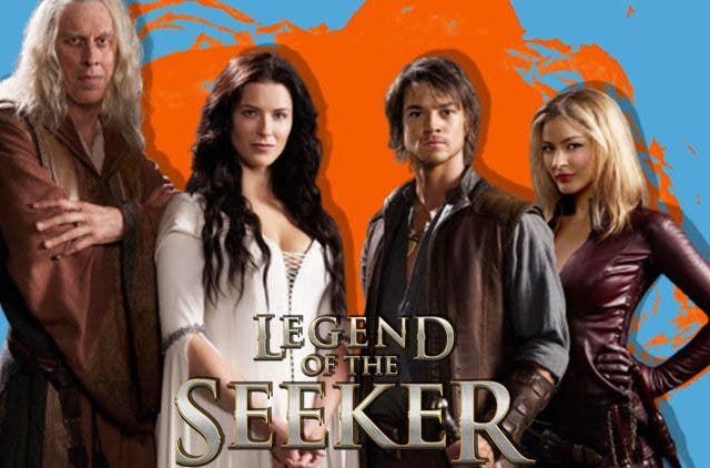 The season of Legend of the Seeker