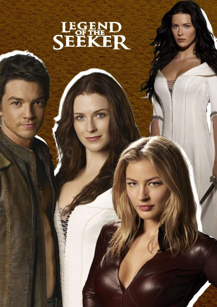 Reboot of The Legend of the Seeker