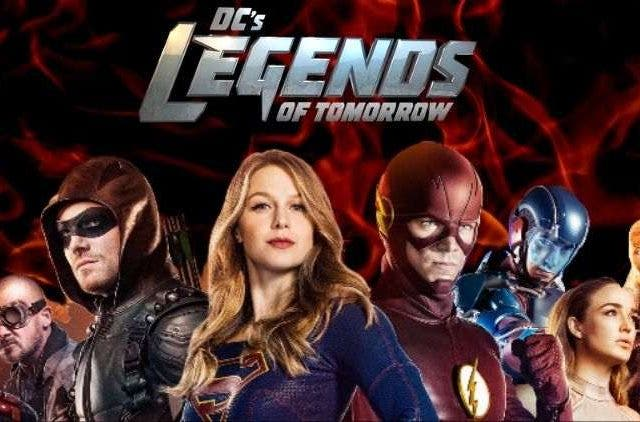 Legends of Tomorrow DKODING