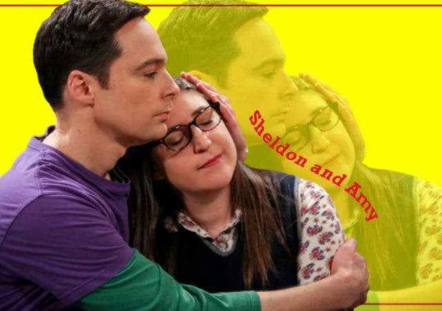 Sheldon and Amy name their kid Leonard