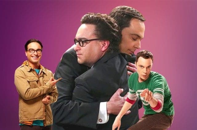 Leonard stays away from Sheldon TBBT